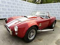 1965 Superformance MKIII Cobra Replica 5 Spd Tremec Gearbox Manual Red