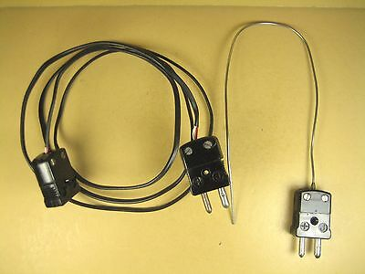 Omega Type J Thermocouple Wirecable