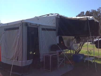 Jayco Outback Flamingo  Granville Parramatta Area Preview