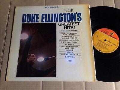 DUKE ELLINGTON - GREATEST HITS - RECORDED LIVE  - LP - REPRISE - GERMANY