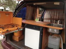 Toyota CAMPERVAN with everything you need Sydney City Inner Sydney Preview