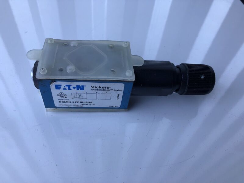 Eaton Vickers DGMX2 3 PP BH B 40 Hydraulic Reducing Valve 870020 NEW