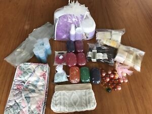 Personal care assorted soaps and lotions