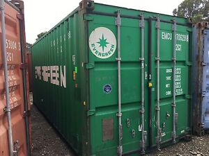 20ft Shipping Containers - Viewing available 7 days - immediate del Kemps Creek Penrith Area Preview