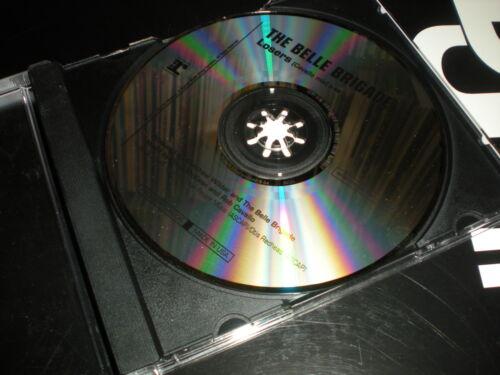 The Belle Brigade Losers CD SINGLE one track Cavallo mix