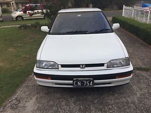 1989 Honda Concerto Hatchback Mount Pritchard Fairfield Area Preview