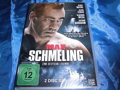 60 : MAX SCHMELING , Boxer Legende / mit  HENRY MASKE  !!  TOP Film , DVD /ovp.