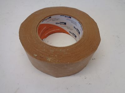 Qty 6 48mm Shurtape Brown Kraft Paper
