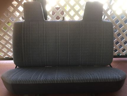 Twin cab Toyota  hilux seats and doors Currajong Townsville City Preview