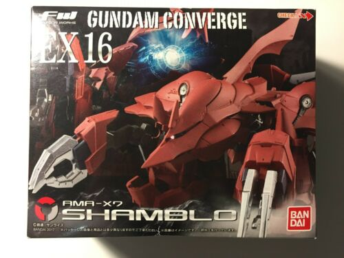 Fw Gundam Converge EX 16 Shamblo US Seller