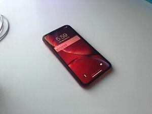 iPhone XR 64GB -Red  (Unlocked)