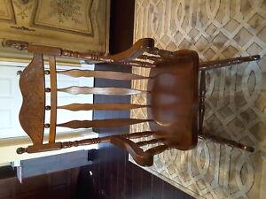 Rocking chair,