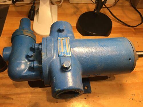 VICAN Hydraulic Pump HJ-190.  20gpm at 400 psi at 1800 rpm.