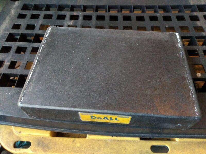 DoALL Straight Surface Granite Inspection Eq
