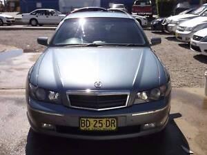 2004 HOLDEN CAPRICE V8 SEDAN