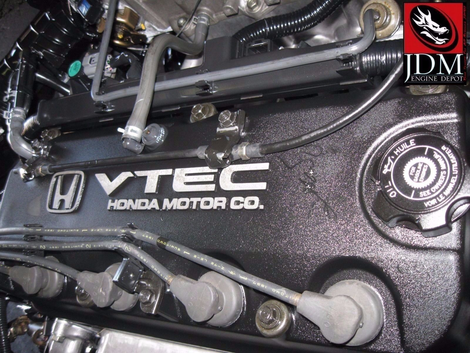 honda accord vtec engine 96 97 honda accord 2 3l sohc 4 cylinder vtec replacement engine jdm f23a