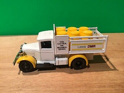 Lledo VERY RARE Model A Ford Stake Truck - LEWIS DMR