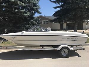 2005 Bayliner Capri 17/5 ft PERFECT CONDITION