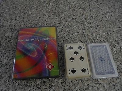 Kartenspiel Bridge Romme Canasta plus Zugabe