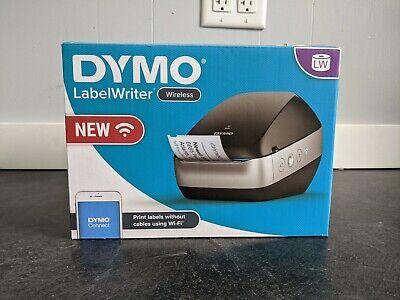 Dymo Labelwriter Wireless Thermal Label Printer Wi-fi Barcode Shipping Office