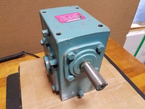 NEW DRESSER GEAR REDUCER   7E-30062-ZA    20:1  RATIO