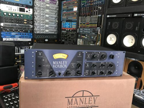 Manley Labs VOXBOX Combo Microphone Preamp ,PRE AMP  / in box //ARMENS//