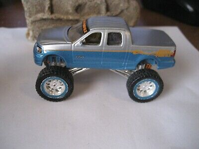 """Used  Jada Toys High profile F-150 monster Truck-In great shape-about 3.5 x 1.5"""""""