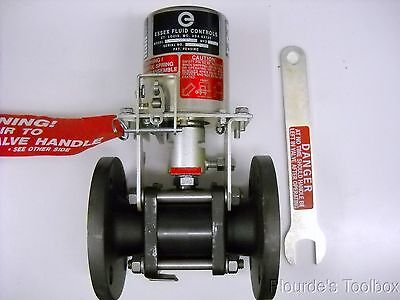 New Essex 2 Fire Safe Thermal Ball Valve 2dtfr0001cf