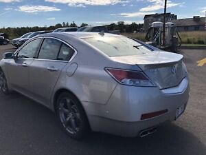 2010 Acura TL AWD Premium Edition Luxury car