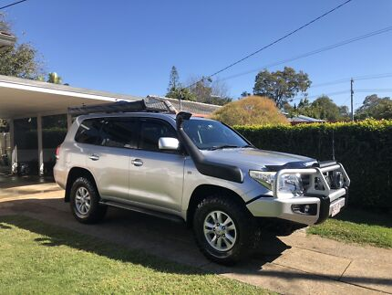 Toyota landcruiser Cleveland Redland Area Preview