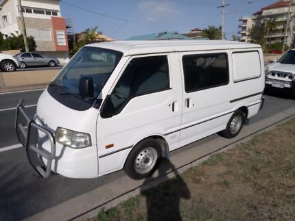 Mazda Van E2000 SWB 2002