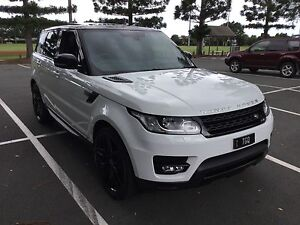 2014 Range Rover Sport SDV6 HSE 3Lt Twin Turbo Diesel 8 Sp Auto Aspley Brisbane North East Preview