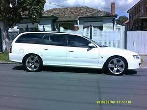 2005 Holden Commodore Wagon Preston Darebin Area Preview