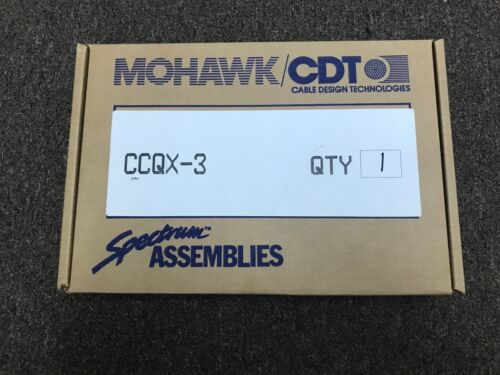SONY / MOHAWK CCQX-3 CABLE