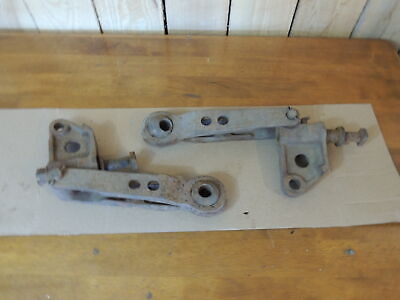 Farmall Ih 200 Fast Hitch Lateral Links W Fittings Swivel Stops Factory Wow