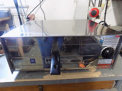 Wisco Pizza Pal Electric Oven 412-a Stainless Steel Commercial Cooker