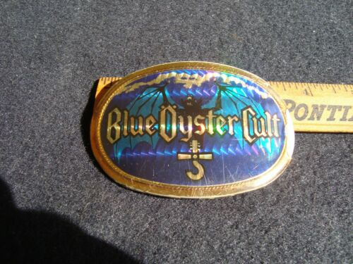 Vintage Blue Oyster Cult Pacific Mfg 1977