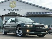 "BMW 750iL Originalzu. 2.HD*Service Massage*18""M*DSP*"