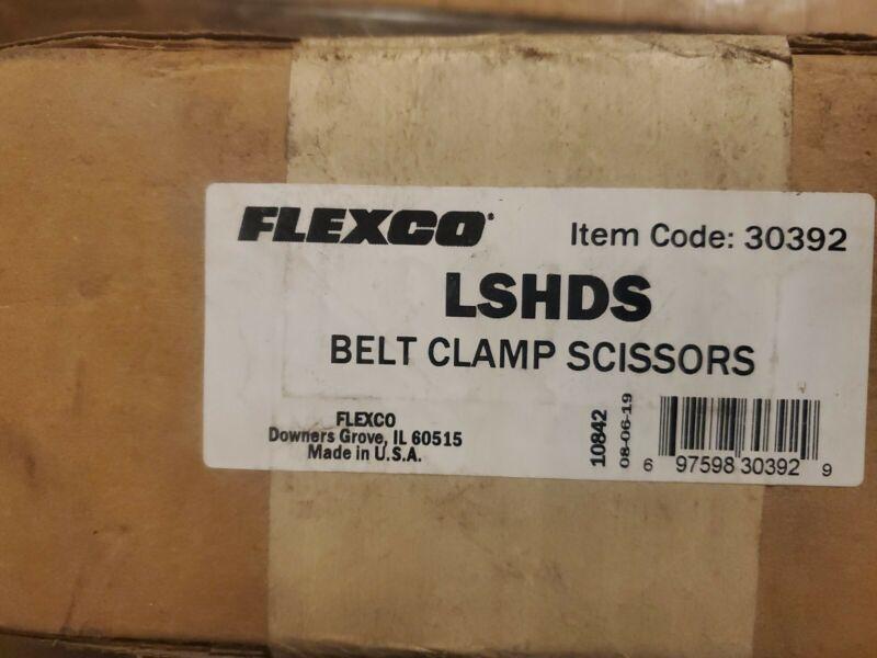 Flexco LSHDS Conveyor Belt Clamp Splice Scissors