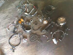 Pieces honda SL100