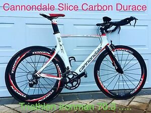 CANNONDALE SLICE CARBON TT / Tri bike Darch Wanneroo Area Preview