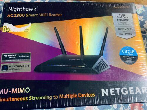 *NEW SEALED* NETGEAR R7000p NightHawk AC2300 DualBand Smart