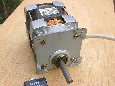 Matsushita Gear Motor 220v 0.7a 60hz 229 Rpm