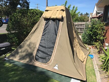 Southern cross touring tent