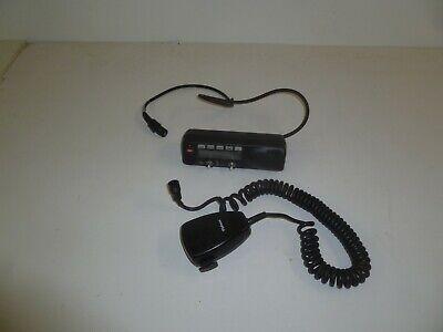 Ef Johnson Multi-net Ascend 5300 Es Two Way Radio Remote Control Head W Mic Gf