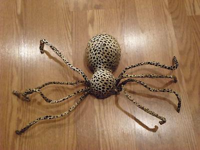 Halloween Gemmy Dropping Spider - Sound/Motion/Light (Dropping Spider)