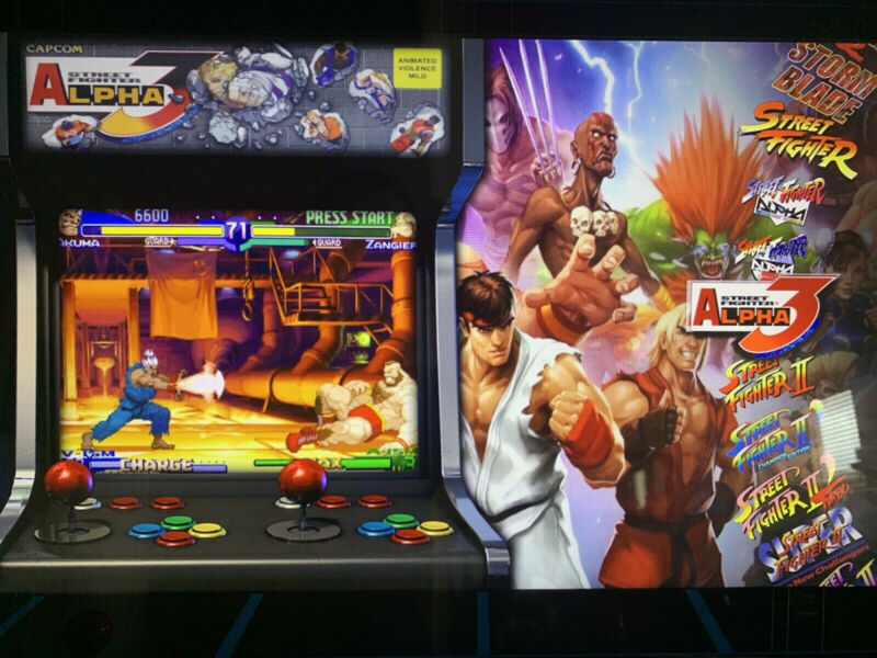 CoinOpsX USB Drive for the Legends Ultimate Arcade 128GB over 4000 UCE