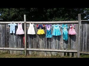 Dresses and costumes
