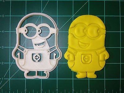 Despicable Me Minion Phil cookie cutter ](Minion Cookie Cutter)