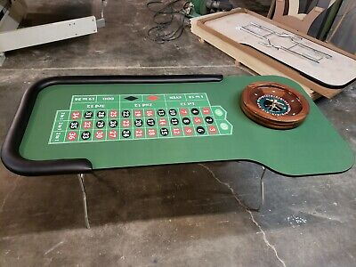 84 inch Professional Roulette Table Made in USA  by ACEM CASINO SUPPLIES